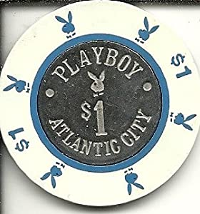Atlantic casino chip city playboy gambling superstition