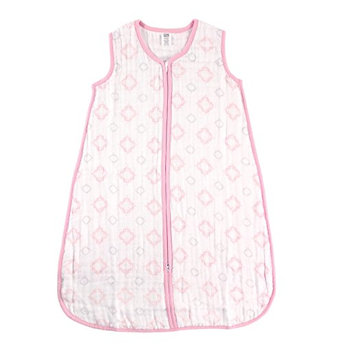 Hudson Baby Wearable Muslin Sleeping product image