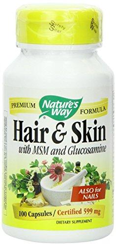 Nature'S Way Hair & Skin 100 Cap -