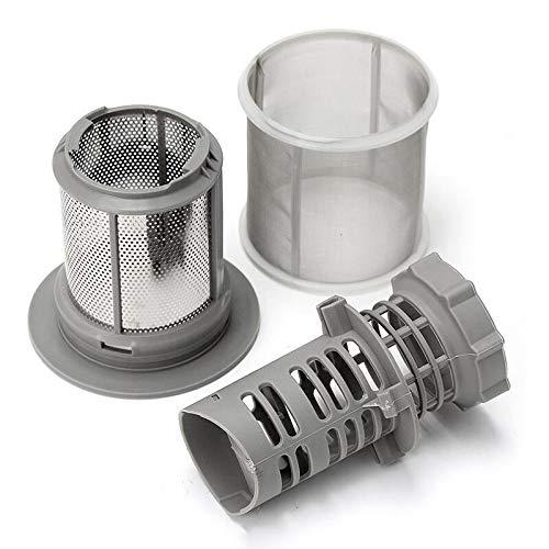 Juego de 2 filtros de malla para lavavajillas Bosch 427903 ...