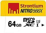 Strontium-Nitro-64GB-85MBs-UHS-1-Class-10-MicroSDXC-Memory-Card-SRN64GTFU1R