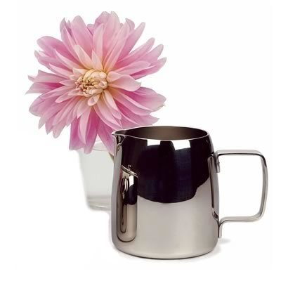 RSVP Endurance 18/8 Stainless Steel Cream - Cream Pitcher