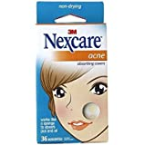 Nexcare Acne Absorbing Covers, Assorted 36 ea package of 3