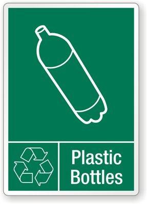 Amazon.com: Botellas de plástico, plástico (reciclado y ...