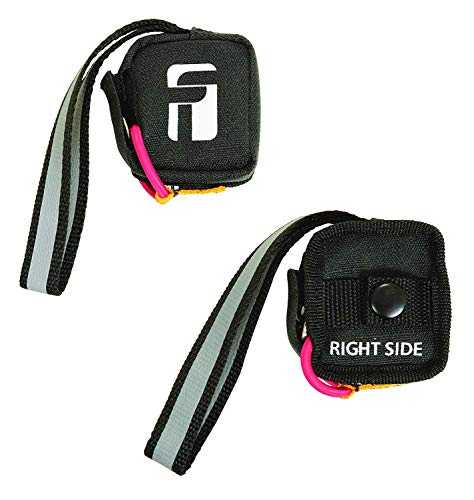 Reflective Web - FallTech 5040 Rescue, Trauma Relief Straps  -  Set of 2 Compatible Hip-packs, Exclusive Deployment Design, Reflective web Throughout, Fits All FBHes