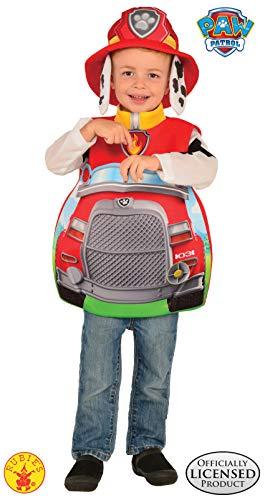 Rubie's Paw Patrol 3D Marshall Candy Catcher Child Costume, ()