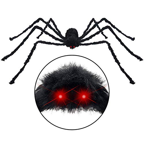 HOTSAN Giant Halloween Spider 50