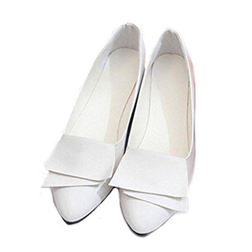 Escarpins Hunpta Pour Escarpins Femme Blanc Pour Hunpta Hunpta Blanc Femme qHT1WwaSa
