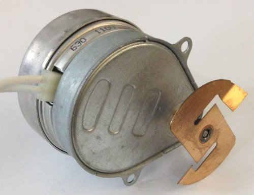 OCK MOTOR + CLUTCH + 7-2cn RIBBON, FITS ALL LATHEM 2000, 3000 & 4000 SERIES MECHANICAL TIME CLOCKS ()