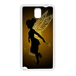 JIANADA Lovely Flower Fairy Cell Phone Case for Samsung Galaxy Note3