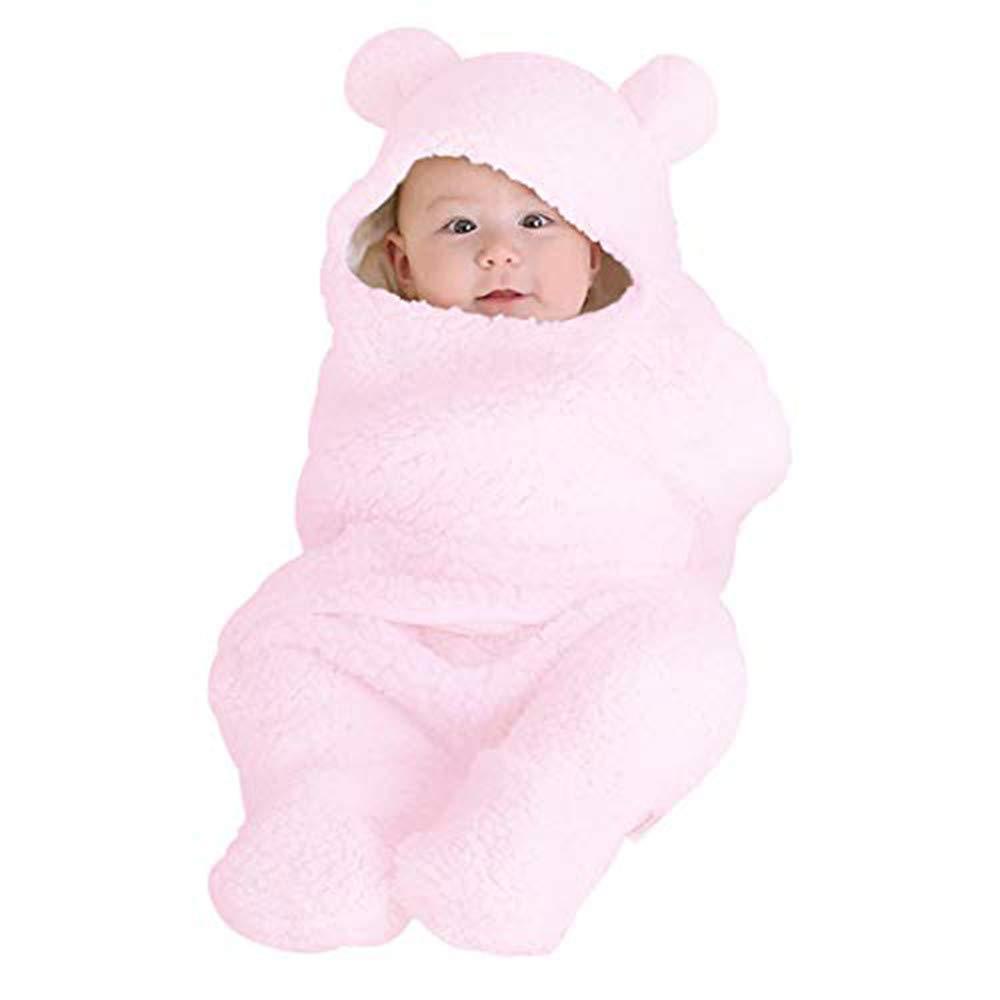 H.eternal Baby Sleeping Bag, Swaddle Cashme Sleeping Wrap Blanket