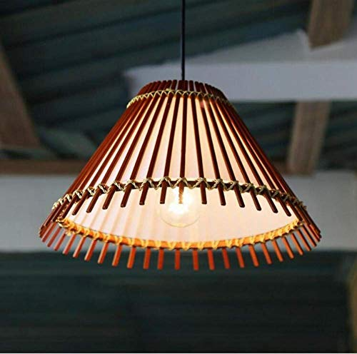 (Ceiling Lights Lamps Chandeliers Pendant Light Fixtures Southeast Asia Pastoral Wind Bamboo Chandelier Personalized Restaurant Bar Aisle Bamboo Chalet Pendant Light for Bedroom Living Room Kitchen)