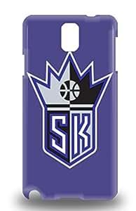 Tpu Case For Galaxy Note 3 With NBA Sacramento Kings Design