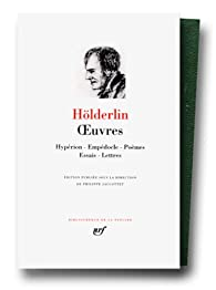 Hölderlin : Oeuvres par Friedrich Hölderlin