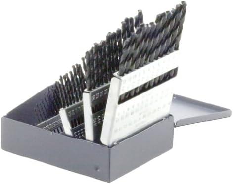 B0000TZWMW Bosch BL0060 60-Piece Metal Index Black Oxide Drill Bit Set 414TTME3VCL