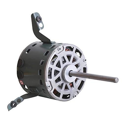 Rotom DD-035 Blower Motor, 1/3 HP, PSC, 1075 RPM, ()