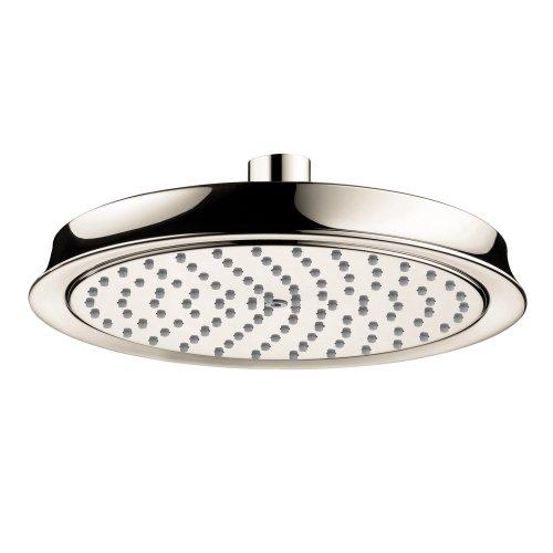 - Hansgrohe 28421831 Raindance C 180 1-Jet Showerhead, Polished Nickel