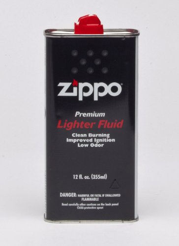 Zippo Lighter Fluid, 12 oz. ()