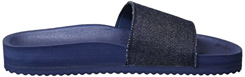 flip*flop Pool*denim - Sandalias Mujer Blau (Deep Night)