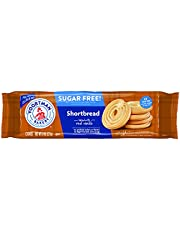 Voortman No Sugar Added Shortbread Swirl Cookies - 225g 225 Gram