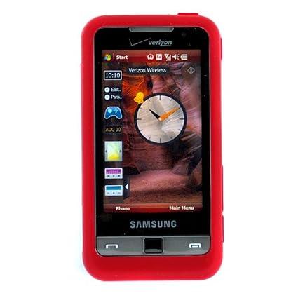 Samsung Omnia Silicone Cases