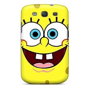 EjO1749duWb Spongebob Squarepants Awesome High Quality Galaxy S3 Case Skin
