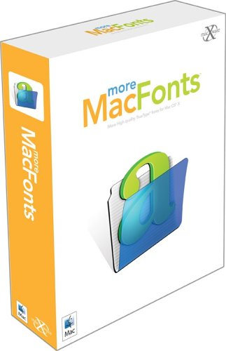 More MacFonts (Mac) by Macware