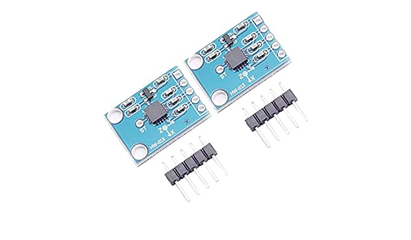 GY-61 ADXL335 3-Axis Analogue Accelerometer Module Pre-Soldered for Arduino