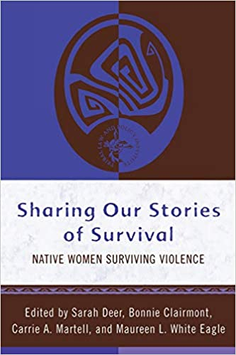 Sharing Our Stories of Survival Native Women Surviving Violence