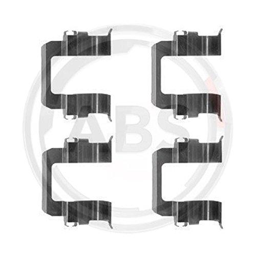 ABS 1252q Kit di accessori per freno a disco ABS All Brake Systems bv