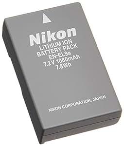 Nikon EN-EL9a - Batería para Nikon D5000 (Li-ion, 1080 mAh, 7.2 V)