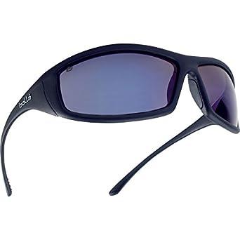 Bollé SOLIFLASH Lunettes de Protection Solis flashée Bleu, Noir ... 4148502b9577