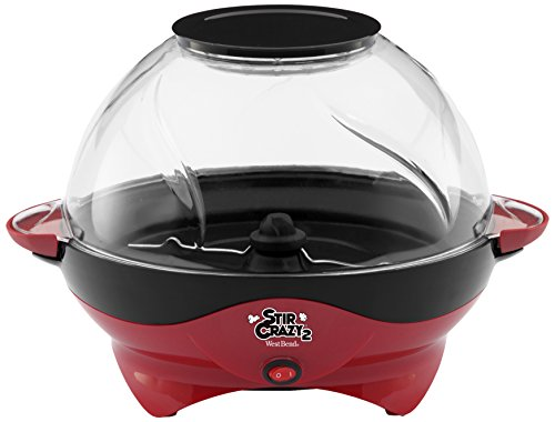 stir crazy pop corn maker - 6