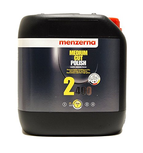 Menzerna Medium Cut Polish 2400 128 oz MEN-PO83G