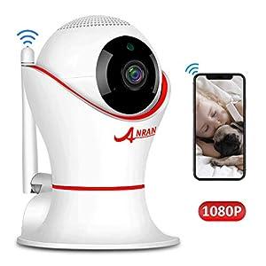 Wansview Wireless 1080P IP Camera, WiFi Home Security Surveillance