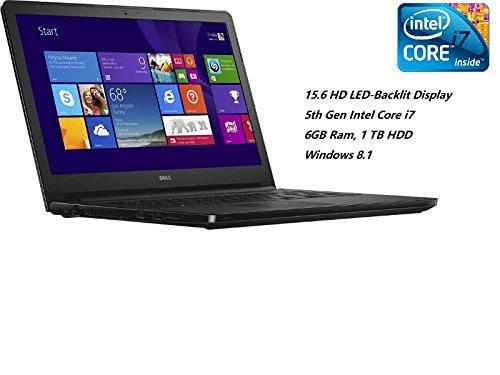 Dell I5558 2571BLK 15 6 Inch Generation Processor
