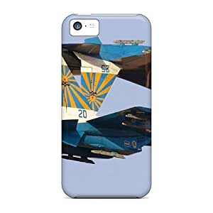 High-end Case Cover Protector For Iphone 5c(russian Heroes)