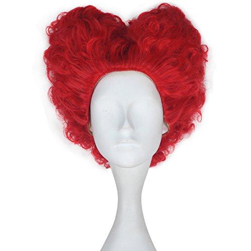 Miss U Hair Women Adult Short Curly Prestyled Cosplay Costume Wig Halloween C298