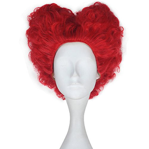 Hocus Pocus Costumes (Miss U Hair Women Adult Short Curly Prestyled Cosplay Costume Wig Halloween C298)