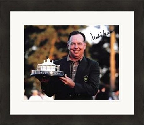 Signed Mark O'Meara Photo - OMeara 8x10 Golfer Masters Champion) #SC3 Matted & Framed - Autographed Golf Photos -  Autograph Warehouse, 465259