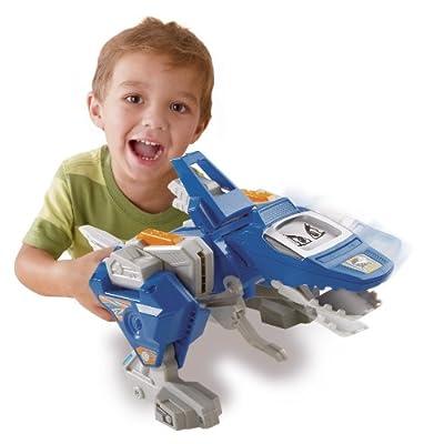 VTech Switch & Go Dinos Span The Spinosaurus Dinosaur: Toys & Games