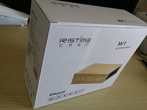 Amazon.com: wooden W1 new NFC handsfree Bluetooth speaker ...