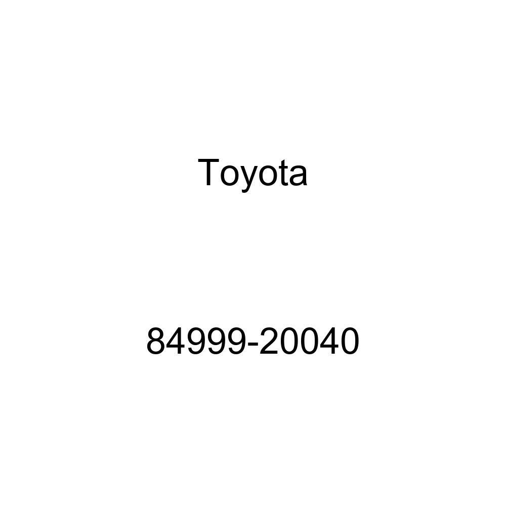 Toyota 84999-20040 Indicator Lamp Bulb
