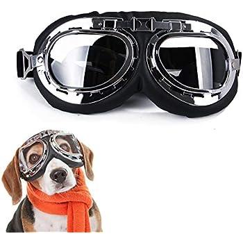Yu-Xiang Dog Windproof Glasses Large Dog Sunglasses Pet Folding Winter Windproof Sunglasses Sled Dog Goggles