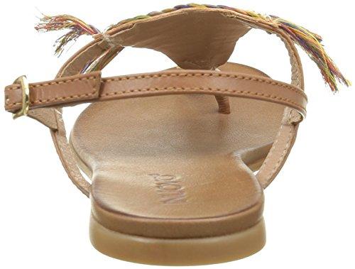 Inuovo 6392, Women's Sandals Marron (Coconut)