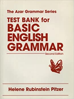 Basic English Grammar. Azar Betty Hagen Stacy