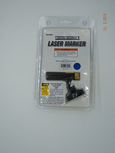 HF tools 93242 Laser Cutting Straight Guide LINE Mark