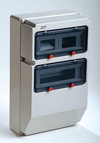 IDE 1724 GM Boxen für Steckdosen, IP67, 26 Module