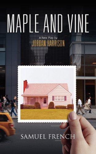 By Jordan Harrison Maple and Vine [Paperback] (Vine Maple)