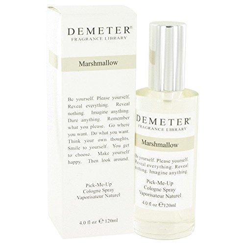 Demeter by Demeter Marshmallow Cologne Spray 4 oz -100% (Marshmallow Cologne Spray)